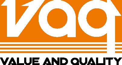 VAQ VALUE ANDQUALITY