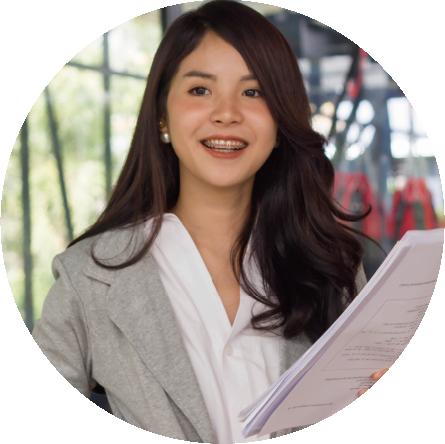 千葉県在住金融機関勤務(住宅ローン賃担当) 女性
